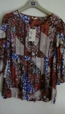 Ladies Marks & Spencer Indigo  Collection dressy boho top size 22 BNWT °