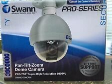 Swann PRO-750 Ptz Cctv Ptz Domo Cámara Con Control Remoto