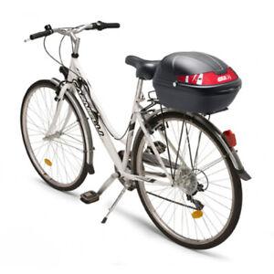 GIVI Fahrrad Topcase 14 l. inklusive Universal-Befestigung auf Gepäckträger