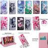 For Sony Xperia 10 Plus L2 L3 XA1 XA2 XZ3 Flip PU Leather Card Wallet Case Cover