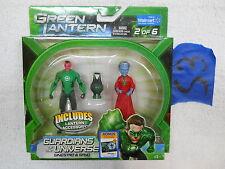 S3_40 DC Movie Masters Lot GREEN LANTERN HAL JORDAN SINESTRO & GUARDIANS 2 PACKS