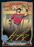 2020 Topps BUNT Austin Riley Gypsy Queen S2 GOLD Signature ICONIC [DIGITAL CARD}