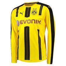 Domicile de football jaune taille M