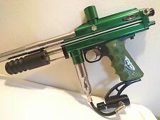 2k2 Vert Feed Body WGP Autococker Pump Sniper Gloss Green CCM Deluxe Kit