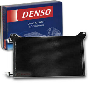 Denso 477-0771 AC Condenser for 1040211 10551 10657 20913751 24-30520 nq