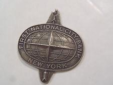 PORTE CLES FIRST NATIONAL CITY BANK NEW-YORK PARIS 8°