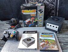 == Console Gamecube Pak Mario Kart Double Dash en Boite / Fourreau Neuf ==