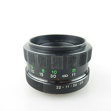 M42 Cosinon auto 2.8/55 obiettivo/Lens