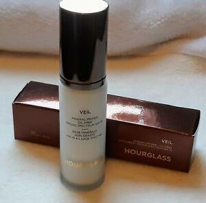 Hourglass VEIL Mineral Primer Oil-Free SPF15  AUTHENTIC 1 fl oz / 30 ml BNIB