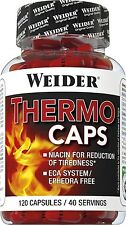 Weider Thermal Caps Can 120 Capsules (24,99 Eur/ 100 G)