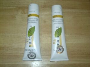 2 Biolage Deep Smoothing Conditioners/Control Unruly&Frizzy Hair
