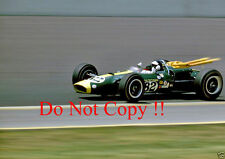 Jim Clark Lotus Ford 38/1 Winner Indianapolis 500 1965 Photograph 4