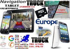 PROGRAMMA DI NAVIGAZIONE CAMION TRUCK /BILICI/BISARCHE TELEFONO TAB ANDROID 8.0