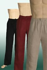 Rustic Cotton Pants Handmade for Medieval or Pirate