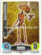 Force Attax Movie Card - Boxendroide #150
