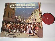 LP/MARSCHMUSIK AUS TIROL/SOMMA/HACKL/MAYR/Amadeo AVRS 13171