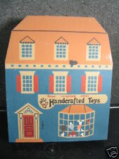 Cat's Meow 1989 Handcrafted Toy Shop Royal Langsford