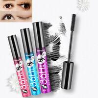 YANQINA Waterproof Mascara 36H Fiber Long Curling Eyelash Mascara Extension