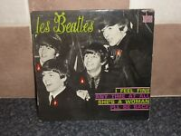 THE BEATLES I FEEL FINE FRENCH EP ODEON SOE3760 VG+ FOR AGE