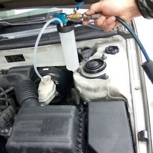 Brake Fluid Bleeder Kit Car Truck Hydraulic Clutch Oil Bleeding Accessories Tool