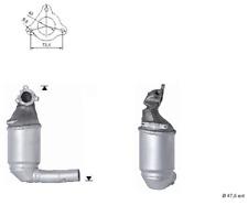 Catalizzatore Nuovo per Fiat Grande Punto 1248 cc 66 kW 2005 / 2010