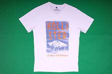 Hollister T-SHIRT BIANCA Taglia L