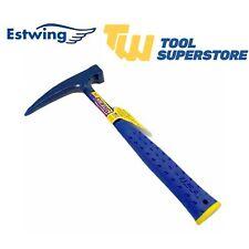 Estwing E6-24PC Big Blue Rock Pick 24oz Hammer Chisel Vinyl Grip Pickaxe Chip