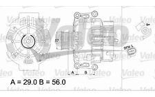 VALEO Alternador para VW GOLF PASSAT SEAT LEON TOLEDO AUDI A4 A6 A3 437360