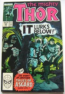 1989 The Mighty Thor #404 Great Condition (MARVEL)