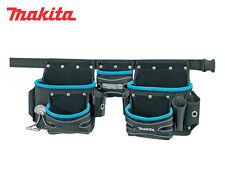 Makita Electrician Construction Carpenter 3 Multi Tool Bag Pouch Work Belt Set