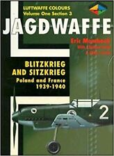 Jagdwaffe : Blitzkrieg and Sitzkrieg: Poland and France 1939-1940, Very Good, Mo
