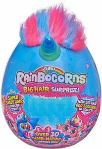 RainBocorns Big Hair Surprise Assorted Rainbocorn, Rainbowcorn