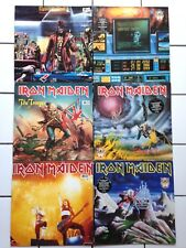 IRON MAIDEN  80s Metal Vinyl Sammlung Maxis LP Kreator Celtic Frost Bolt Thrower
