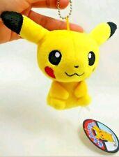 Pokemon Go Pikachu Plush key chain Pokemon Center Tags backpack decor USA