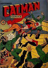 Catman Comics #26 Photocopy Comic Book