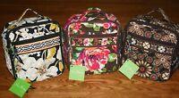 NWT Vera Bradley LUNCH BREAK bag tote cooler case box bunch cooler  RARE HTF