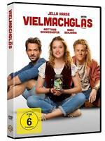 Vielmachglas [DVD/NEU/OVP] Selbstfindungstrip mit Matthias Schweighöfer, Jella H