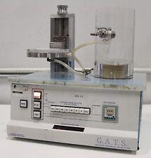 G.A.T.S. Gravimetric Absorbency Testing System Digital Display Velmex UniSlide