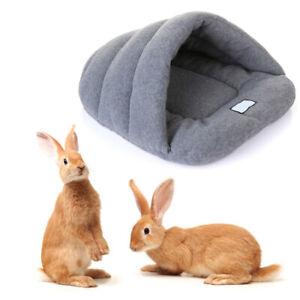 Cat Bag Fleece Puppy Cup Small Cave Pig Rabbit Guinea Pet Warm Winters Bed Sack
