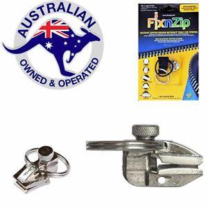FixnZip Australia, Zip, Zipper Repair, Replacement Zipper Slider