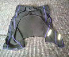 Crivit Sports gefütterte Fahrradhose/Radlerhose Größe 36/38