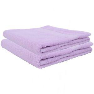 Alpine Swiss 100% Cotton 2 Piece Towel Set Soft Absorbent Face Hand Bath Towels