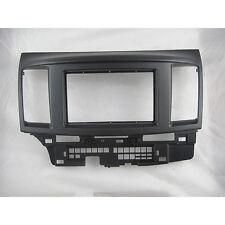 Car Stereo Fascia Dash Panel 2 Din Frame Trim Kit For Mitsubishi Lancer/Ispira