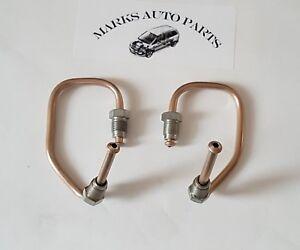 Skoda  superb 2002-2008  front pair brake pipe