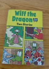 Vintage Ladybird book, Wiff the Dragon.