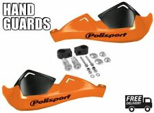 Motorcycle Orange Handguards Polisport fits Cagiva 125 WMX 82