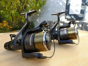 From REBE REELS: 2x classic shimano baitrunner AERO GT8010 dynabalance