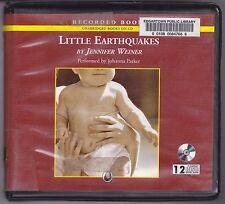 Little Earthquakes by Jennifer Weiner (2005, CD, Unabridged) Motherhood Novel