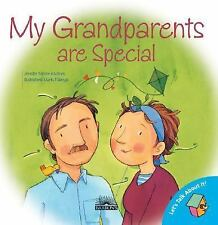 My Grandparents Are Special (Let's Talk about It Books)-ExLibrary