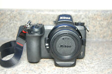 Nikon Z6 24.5 MP Digital Camera with FTZ Adapter. Excellent condition. Ship Free